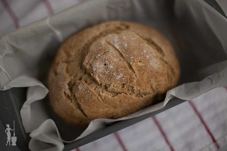 Homemade Gluten-free Irish Soda Bread
